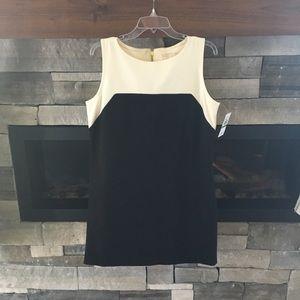 Classic Sleeveless Mini-Dress Size 14